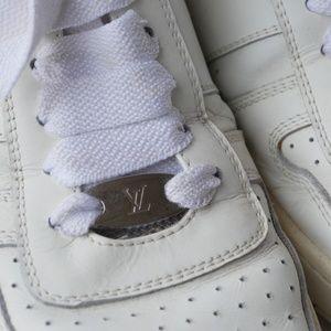 Louvis Vuitton SK8 shoes WORN sz 10.5 LV US 11.5